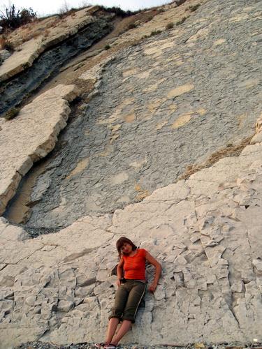 Вот такие они скалы