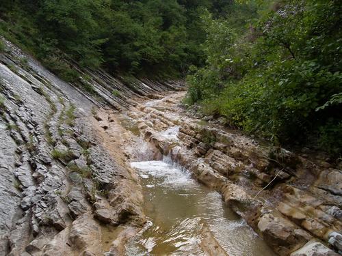 Ущелье реки Жане