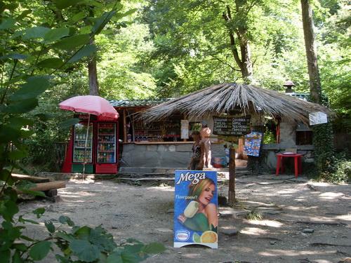 То самое кафе на реке Жане
