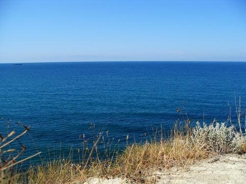 Безмятежное море