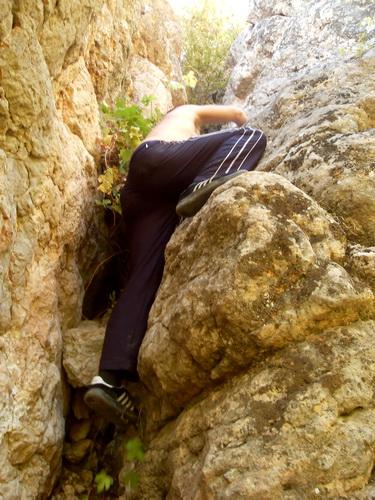 В гору всегда кто-то должен лезть первым
