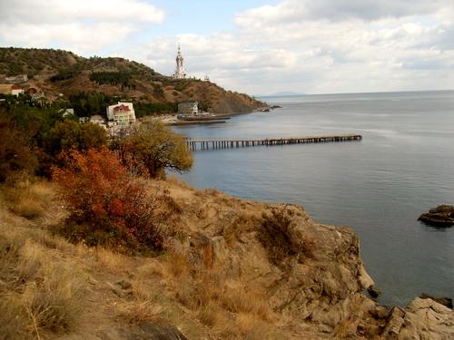 Крымская осень во всей красоте.