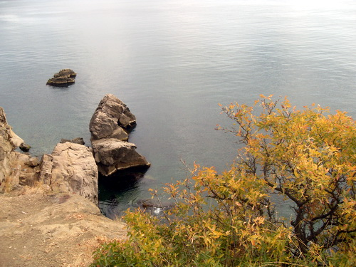 Крым осенью