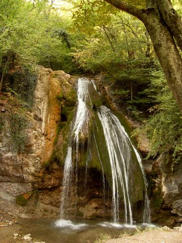 Водопад Джур-Джур.