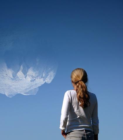 Фантазии в небе